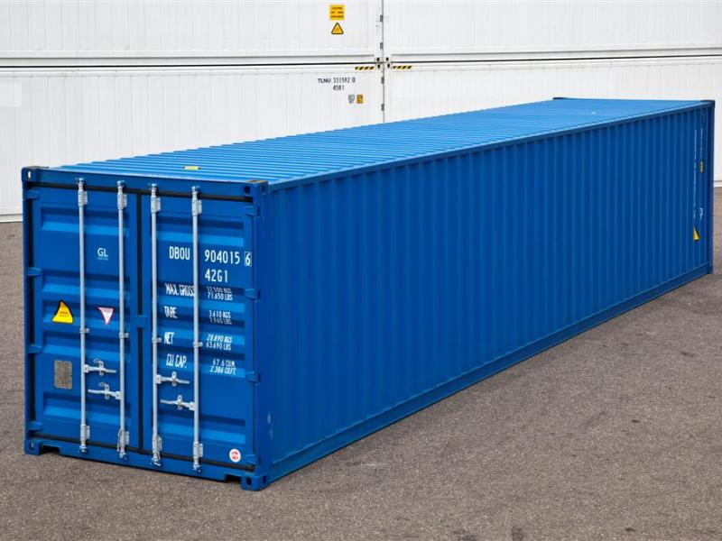 Container 40 feet Khô