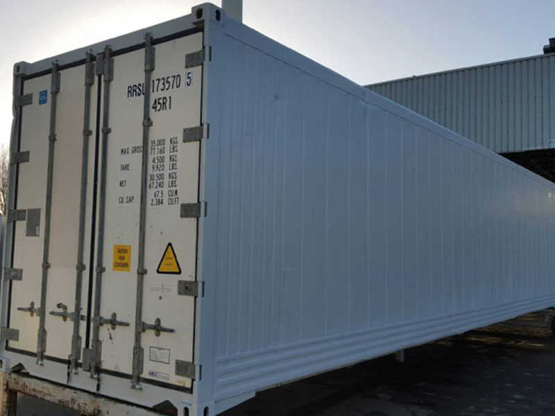 Container 20F lạnh