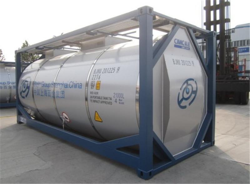 Container 20 feet bồn