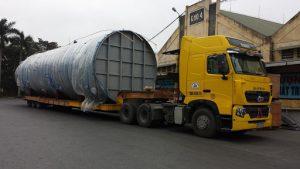 Những quy định về vận chuyển hàng siêu trường siêu trọng trên đường bộ