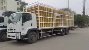 Những điều kiện vận chuyển hàng gia súc