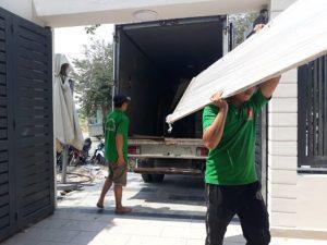 Dịch vụ chuyển nhà trọ giá rẻ uy tín