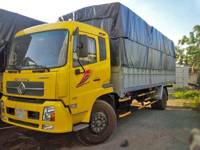 Chất lượng xe tải tại Dịch Vụ Chuyển Đồ