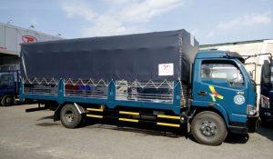 Xe tải 7 tấn chất lượng