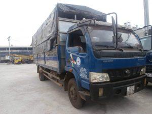 Bảng giá thuê xe tải 7 tấn chở hàng hoá 2021