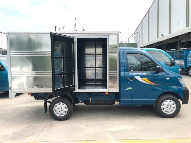 Xe tải nhỏ chở hàng chất lượng của chúng tôi