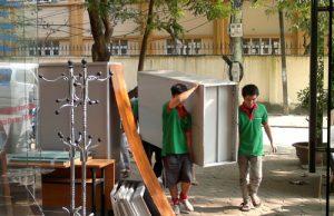Dịch vụ chuyển phòng trọ hổ trợ đắc lực cho những bạn sinh viên