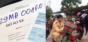 Hướng dẫn thủ tục đăng ký xe máy điện đúng quy định