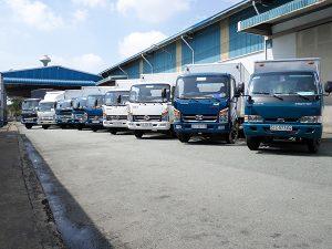 Bảng giá cho thuê xe tải tự lái theo tháng có đắt không?