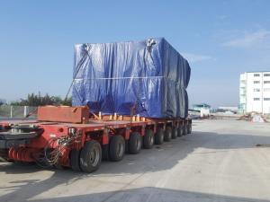 Phương tiện vận chuyển hàng quá khổ quá tải