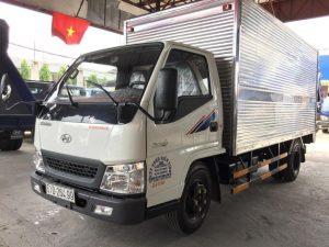 Xe tải 2 tấn vận chuyển được mọi hàng hoá với tải trọng nặng