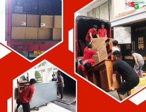 vận chuyển nhà trọn gói SGMOVING