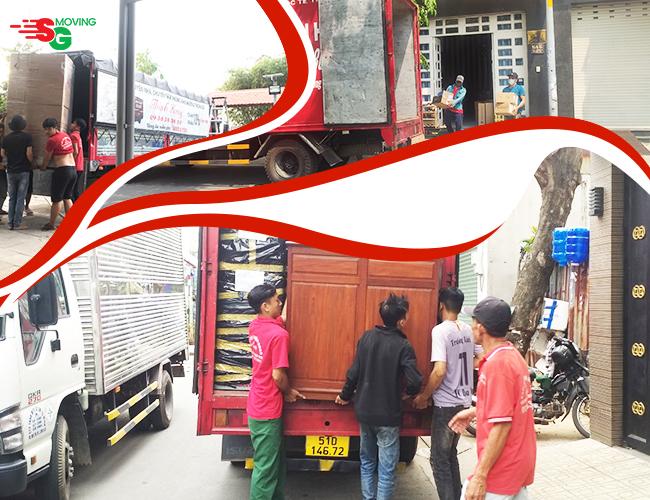 Dịch Vụ Chuyển Nhà tphcm - Dịch vụ chuyển đồ SG MOVING
