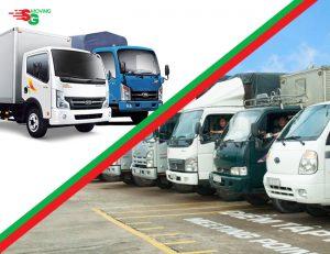 Cho thuê xe tải chở hàng Dịch Vụ Chuyển Đồ
