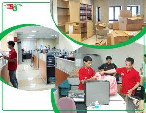 Chuyển văn phòng tphcm Dịch Vụ Chuyển Đồ