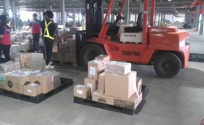 Dịch vụ chuyển kho xưởng trọn gói quận 4 Tp.HCM