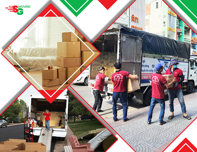 dịch vụ chuyển nhà tphcm SG MOVING