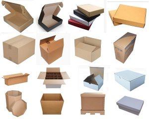 Cách đặt hộp carton nhỏ tại SG MOVING