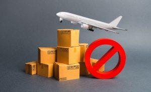 [Giải đáp] Những thứ cấm vận chuyển bằng đường hàng không