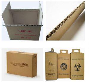 Thùng carton 3 lớp là gì? Đặc điểm của thùng carton 3 lớp