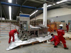Dịch vụ chuyển kho xưởng trọn gói chuyên nghiệp - chất lượng quận 11