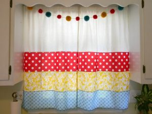 Thiết kế phòng trọ sinh viên bằng rèm cửa