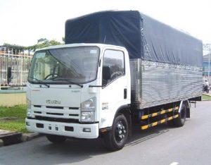 Xe tải chở hàng tại Dịch Vụ Chuyển Đồ