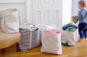Vứt bỏ những đồ dùng không cần thiết