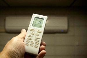 Nhiệt độ máy lạnh thích hợp