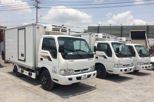 Thuê xe tải đông lạnh - Dịch Vụ Chuyển Đồ